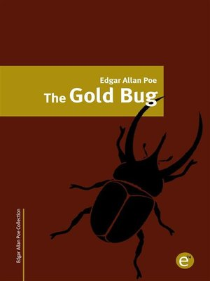 cover image of The gold bug
