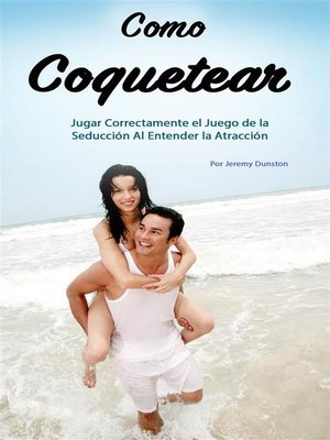 cover image of Como Coquetear
