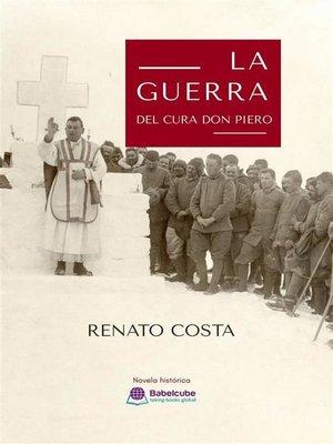 cover image of La Guerra Del Cura Don Piero
