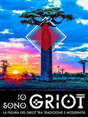"cover image of ""Io sono Griot"""