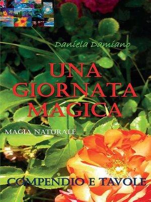 cover image of Una giornata magica