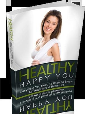 cover image of Healthy Happy You