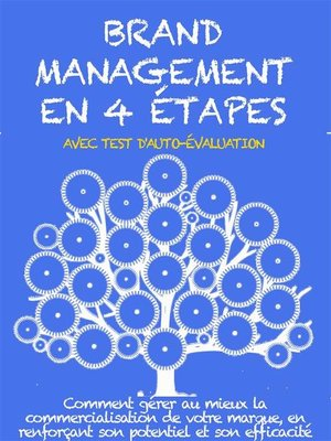 cover image of Brand management en 4 étapes