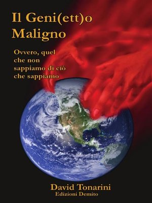 cover image of Il genietto Maligno