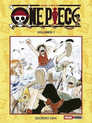 cover image of One Piece 1