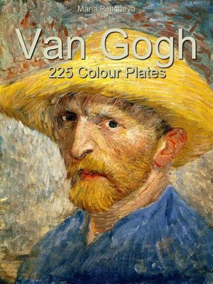 cover image of Van Gogh--225 Colour Plates