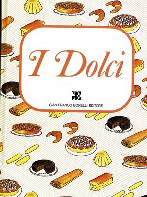 cover image of i Dolci