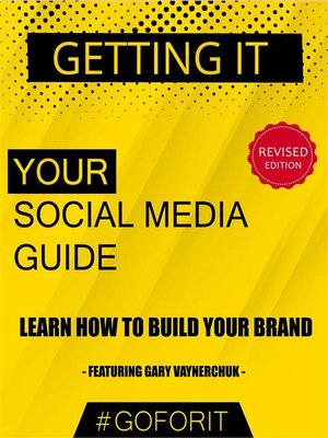 cover image of Getting It--Your Social Media Guide