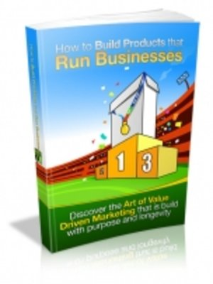 cover image of How to Build Products That Run Businesses