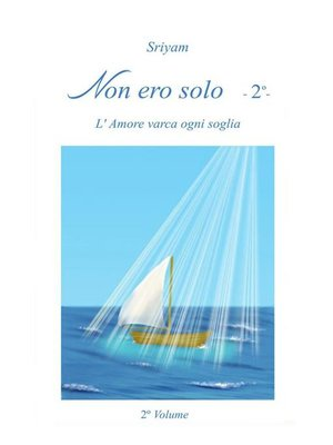 cover image of Non ero solo (vol 2º)