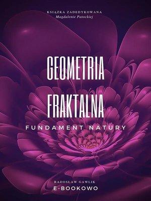cover image of Geometria fraktalna