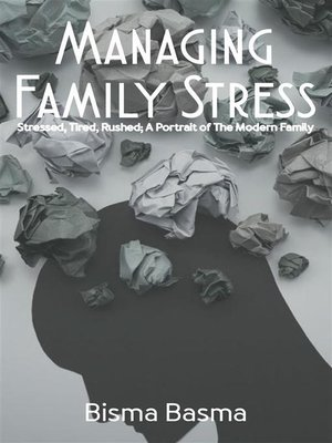 cover image of Managing Family Stress
