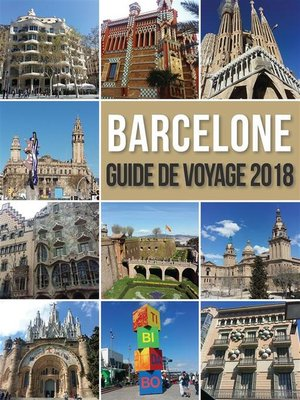 cover image of Barcelone Guide de Voyage 2018