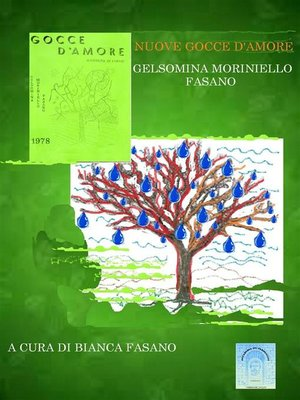 """cover image of """"Nuove gocce d'amore"""""""