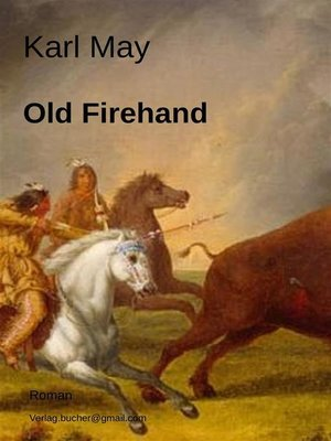 cover image of Old Firehand