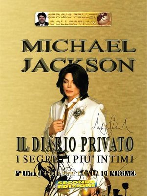 cover image of Michael Jackson--Il diario privato