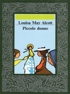 cover image of Piccole Donne