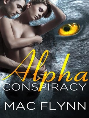 cover image of Alpha Conspiracy--Alpha Blood, Book 2