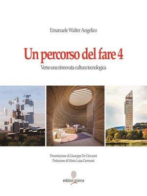 cover image of Un percorso del fare 4