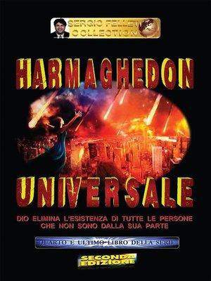 cover image of Harmaghedon universale--Quarto e ultimo libro della serie--Harmaghedon universale