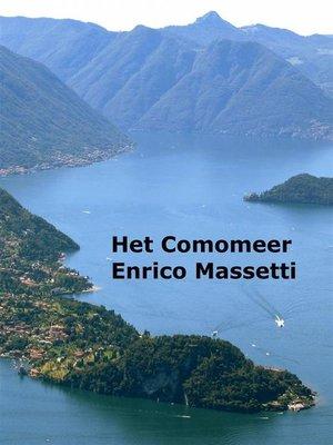 cover image of Het Comomeer