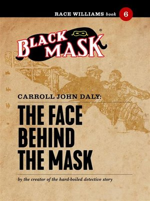 cover image of The Face Behind the Mask