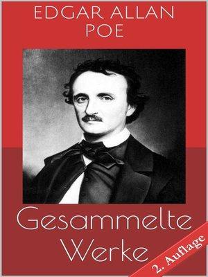 cover image of Gesammelte Werke (Vollständige und illustrierte Ausgaben--2. Auflage)