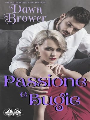 cover image of Passione E Bugie
