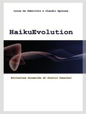 cover image of HaikuEvolution