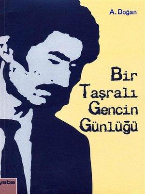 cover image of Bir Taşralı Gencin Günlüğü