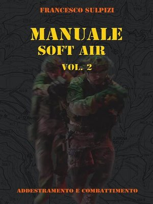 cover image of Manuale soft air Volume 2