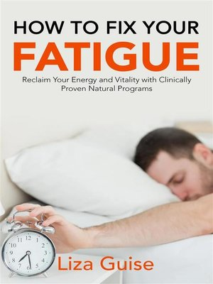 cover image of How to Fix Your Fatigue