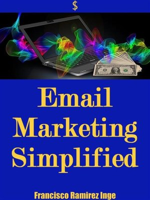 cover image of Email Marketing Simplified