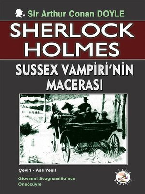 cover image of Sussex Vampiri'nin Macerası