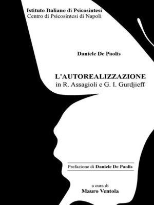 cover image of L'Autorealizzazione in R. Assagioli e G. I. Gurdjieff