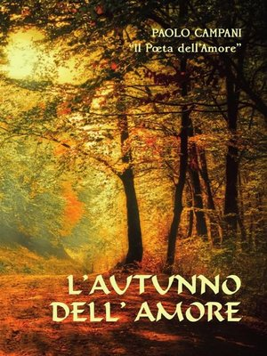 cover image of L'autunno dell'amore