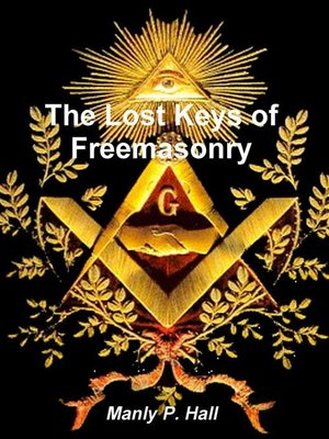 cover image of The Lost Keys of Freemasonry