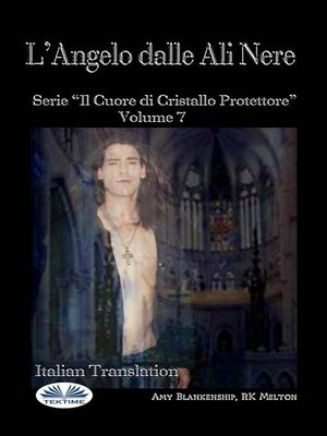 cover image of L'Angelo Dalle Ali Nere