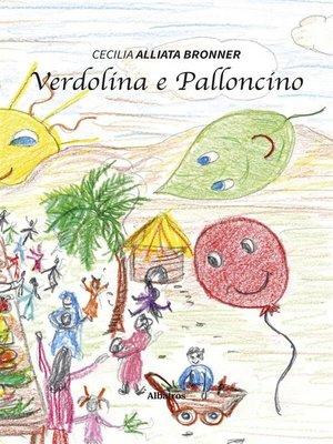 cover image of Verdolina e Palloncino