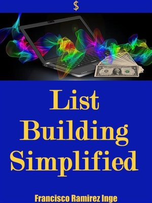 cover image of List Building Simplified