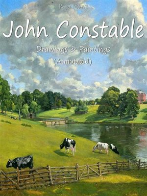cover image of John Constable-- Drawings & Paintings (Annotated)