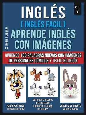 cover image of Inglés ( Inglés Facil ) Aprende Inglés con Imágenes (Vol 7)