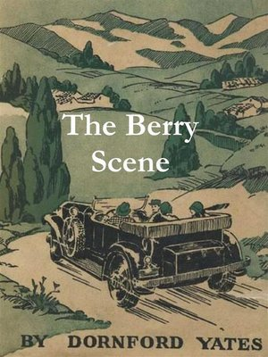 cover image of The Berry Scene