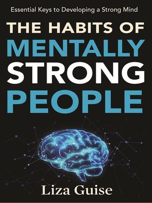 cover image of The Habits of Mentally Strong People