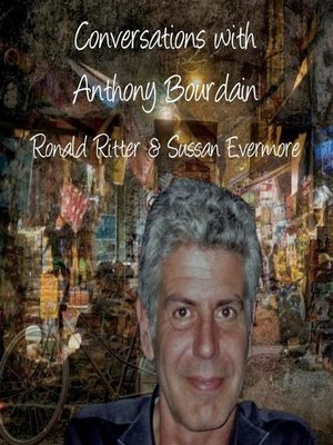 cover image of Conversations with Anthony Bourdain