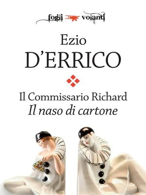 cover image of Il commissario Richard. Il naso di cartone