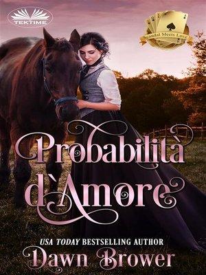 cover image of Probabilità D'Amore