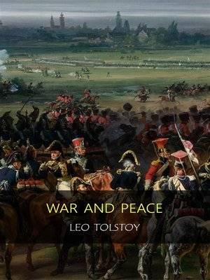cover image of War and Peace --Complete and Unabridged