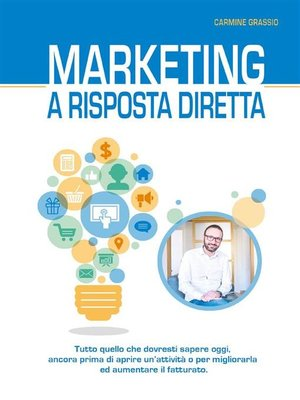 cover image of Marketing a risposta diretta