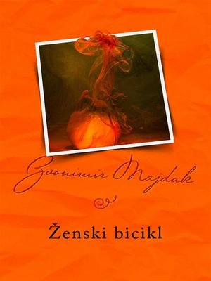 cover image of Ženski bicikl